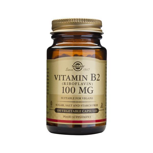 Vitamina B2 (Riboflavina)1000 Mg