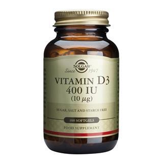 Vitamina D3 10 µg (400 Ui)