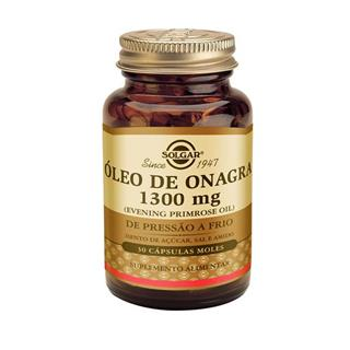 Óleo de Onagra 1300 mg