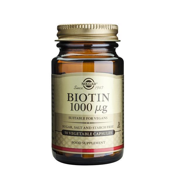 Biotina 1000 µg