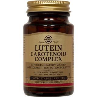 Complexo de Luteína e Carotenóides