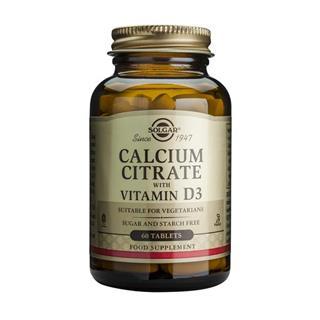 Citrato de Cálcio com Vitamina D3