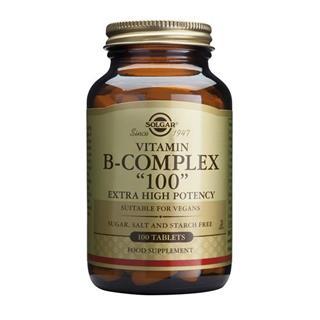 Fórmula de Vitaminas Complexo B