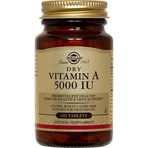 Vitamina A com Vitamina C