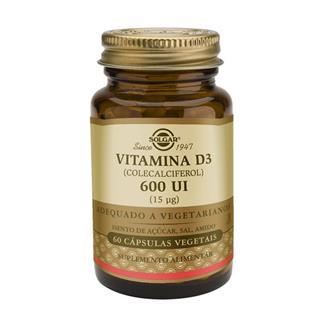 Vitamina D3 600Ui (15 µg)