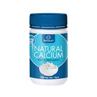 Lifestream Cálcio Natural em pó