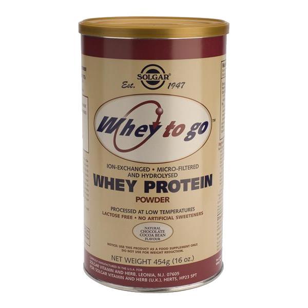 Whey To Go Proteina em Pó Chocolate