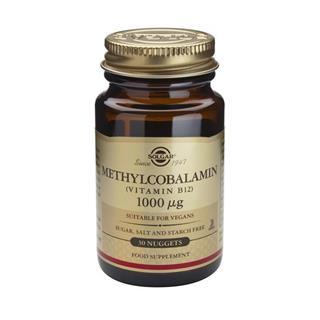 Metilcobalamina (Vitamina B12) 1000 µg
