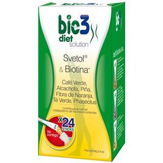 Diet Solution Svetol + Biotina