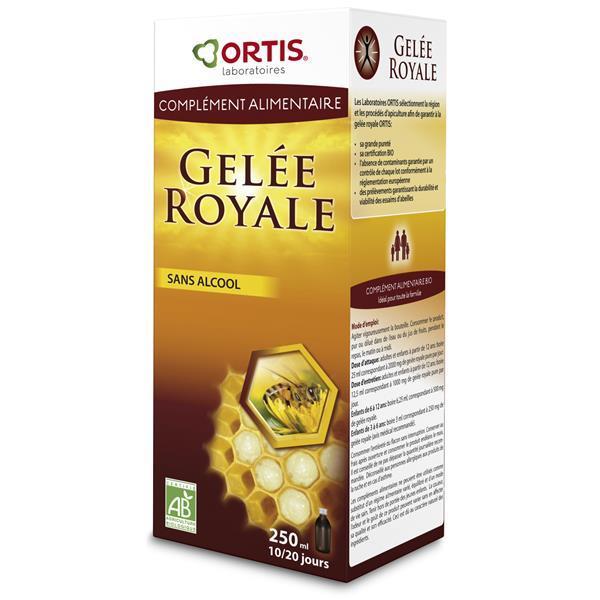 Geleia Real