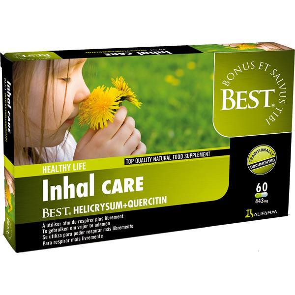 Alifarm Inhal Care 60 Capsulas