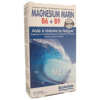 Magnesio Marinho B6