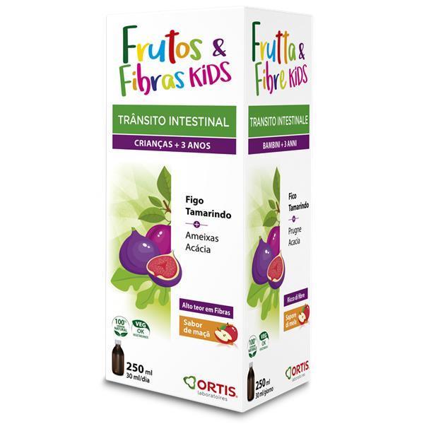 Frutos & Fibras Xarope