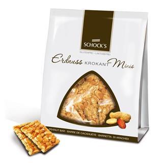 Barra Amendoim Crocante Mini-Pack