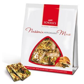 Barras de Frutos Secos Crocantes Mini-Pack