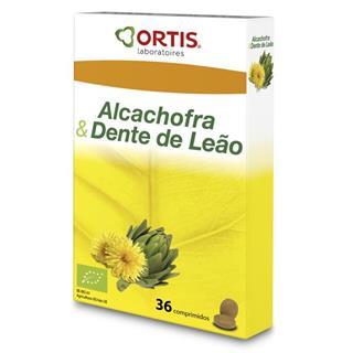 Alcachofra e Dente-de-Leao