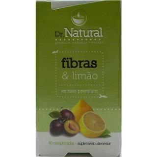 Suplemento Alimentar Fibras e Limão