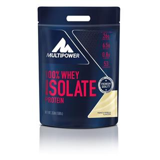 WHEY ISOLATE BAUNILHA