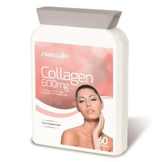 Colagénio 600 mg 60 cápsulas