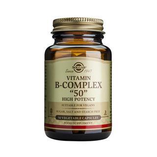 "Vitaminas complexo B ""50"""