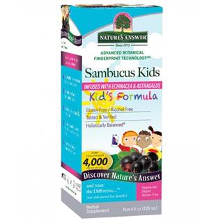 Sambucus Kids Form.-Sabug. Equin. Astrágalo China