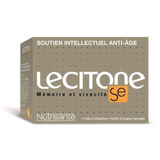 Lecitone Senior 60 Capsulas