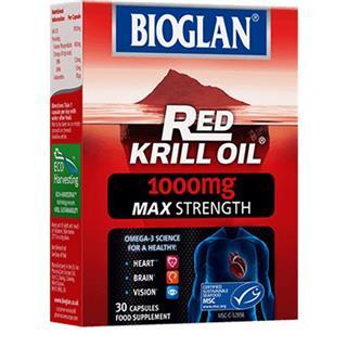 Óleo de krill Max 1000mg