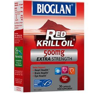 Óleo de krill extra 500mg