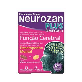 Neurozan Plus 56 comprimidos