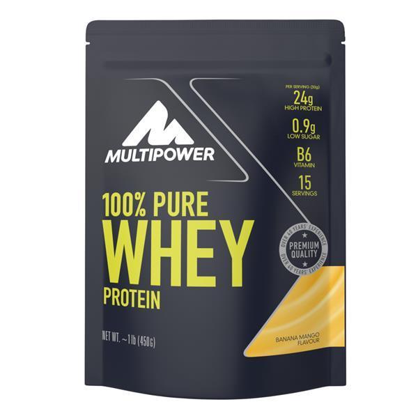 Pure Whey Protein Banana e manga
