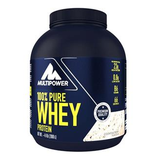 Pure Whey Protein Cookie and Cream