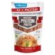 Massa esparguete proteica soja e feijão adzuki sem glúten